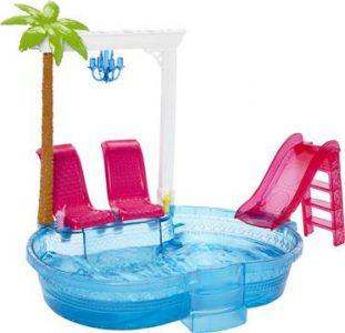 Barbie Πισίνα Glam Pool (DGW22)