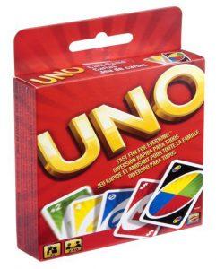 Mattel – Επιτραπέζιο – UNO Κάρτες (W2087)