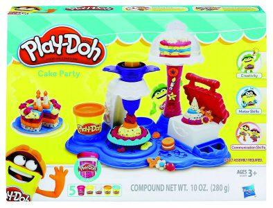 Playdoh Τούρτα Cake Party (B3399)
