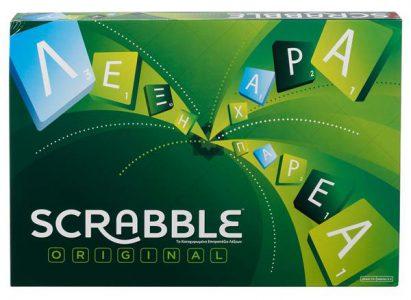Mattel – Επιτραπέζιο – Scrabble Original (Y9600)