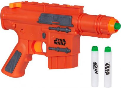 Hasbro Nerf Star Wars S1 Seal Communicator Green Blaster (B7764)