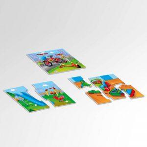 Desyllas Games Puzzle Παιχνίδια (100426)