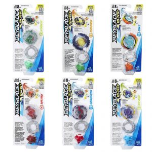 Hasbro Beyblade Single Tops-9 Σχέδια (B9500)
