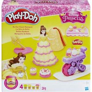 PLAY-DOH DISNEY PRINCESS BELLE (B9406)