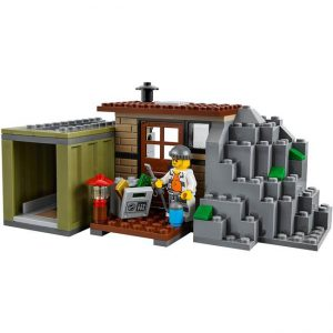 LEGO City Crook Island (60131)
