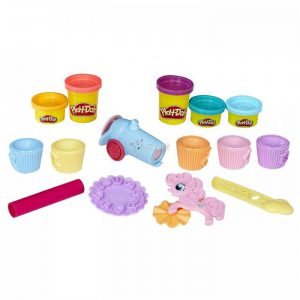 ΚΑΤΑΣΚΕΥΗ PINKIE PIE CUPCAKE PARTY PLAY-DOH (B9324)