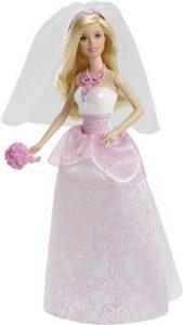 Mattel Barbie Πριγκίπισσα Νύφη (CFF37)