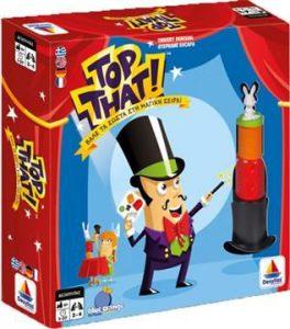 Desyllas Games – Επιτραπέζιο – TOP THAT (520130)