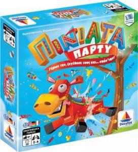 Desyllas Games – Επιτραπέζιο – Πινιάτα Πάρτυ (100579)