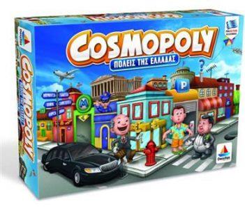 Desyllas Games – Επιτραπέζιο – COSMOPOLY (100556)