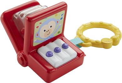 Fisher Price Κουδουνίστρα Ακορντεόν (DRD88)