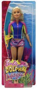 Barbie Dolphin Κούκλα (FBD73)