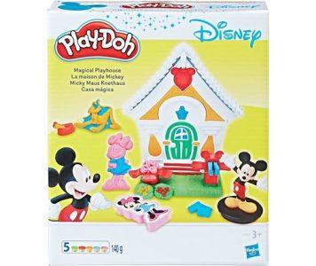 PLAYDOH DISNEY MAGICAL PLAYHOUSE (E1655)