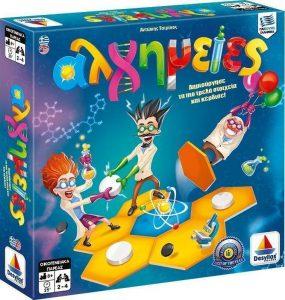 Desyllas Games – Επιτραπέζιο – ΑΛΧΗΜΕΙΕΣ (100565)