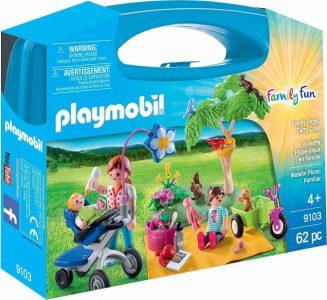 Playmobil Family Fun Βαλιτσάκι Πικ-Νικ Στην Εξοχή (9103)