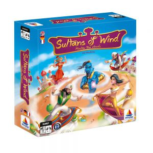 Desyllas Games – Επιτραπέζιο – ΙΠΤΑΜΕΝΟΙ ΣΟΥΛΤΑΝΟΙ (100577)