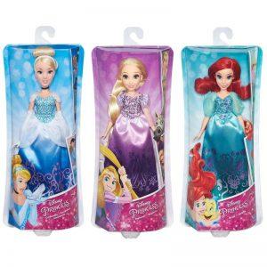 Hasbro Disney Princess Fashion Doll 1 Ass.-3 Σχέδια B5284