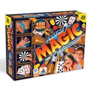 Desyllas Games – Επιτραπέζιο – Μαγικό καπέλο-με DVD (520125)