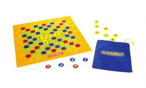 Mattel – Επιτραπέζιο – Scrabble Junior (Y9672)