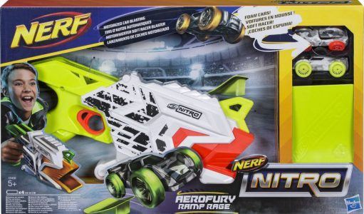 Hasbro Nerf Nitro Aerofury Ramp Rage (E0408)