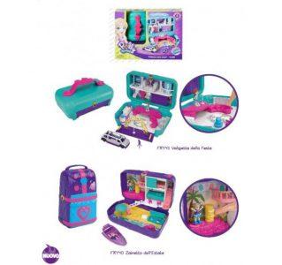 Mattel Polly Pocket Polly Mini Τσαντάκι Έκπληξη-2 Σχέδια (FRY39)