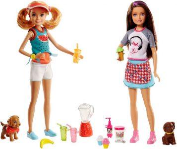 Mattel Barbie Αδελφούλες Επαγγέλματα 2 Σχέδια (FHP61)