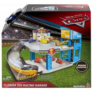Mattel Cars 3 Γκαράζ Piston Cup (FWL70)