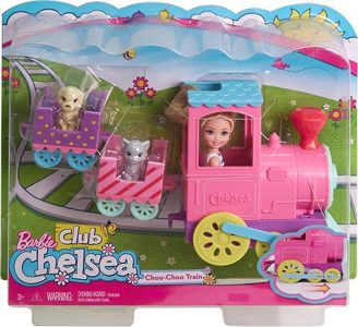 Mattel Barbie Τσέλσι-Τρενάκι (FRL86)