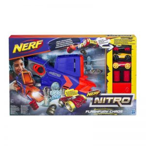 Hasbro Nerf Nitro Flashfury Chaos (C0788)
