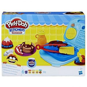 Playdoh Breakfast Set (B9739)