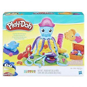 Playdoh Cranky The Octopus (E0800)