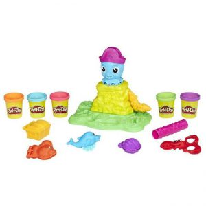 Playdoh Cranky The Octopus (E0800)