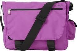 Τσάντα Polo ταχυδρομος (μωβ) 9-07-020-24