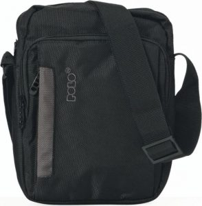 Polo Τσαντάκι Ώμου X-Case Large Black 9-07-110-02