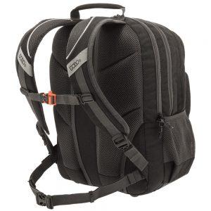 Polo Τσάντα Πλάτης Blazer Μαύρο 2020 9-01-233-02+ Δώρο Διορθωτική Ταινία Edding
