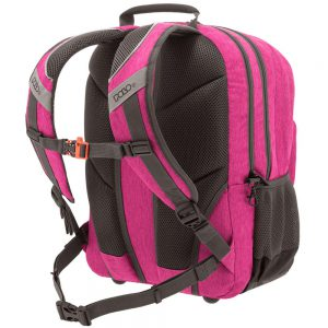 Polo Τσάντα Πλάτης Blazer Φούξια 2020 9-01-233-19+ Δώρο Διορθωτική Ταινία Edding