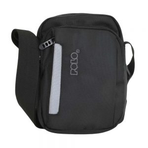 Polo Τσαντάκι Ώμου X Case Small Black 9-07-111-02