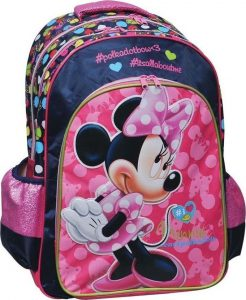 Gim Τσάντα Πλάτης Minnie Mouse 340-63031