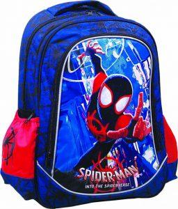 Gim – Τσάντα Πλάτης Spider Spiderverse 337-71031+ Δώρο Διορθωτική Ταινία Edding