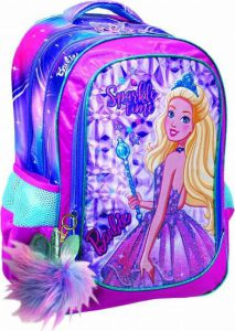 Gim Τσάντα Πλάτης Barbie Fantasy 349-63031