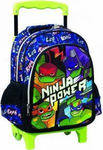 Gim Σακίδιο Τρόλεϊ Νηπιαγωγείου Ninja Rise 334-01072