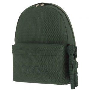 Polo Original Τσάντα Πλάτης Με Μαντήλι Πλεκτό Πράσινο 2019 9-01-135-72