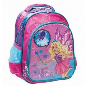 Gim Τσάντα Πλάτης Νηπιαγωγείου Barbie Fantasy 349-63054