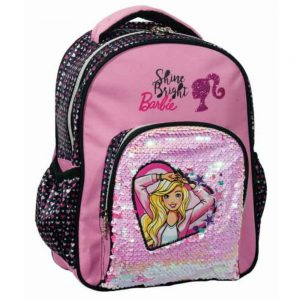 Gim Τσάντα Πλάτης Νηπιαγωγείου Barbie Sparkle 349-64054