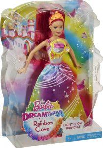 Mattel Barbie Πριγκίπισσα Ουράνιο Τόξο DPP90