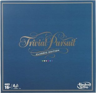 Hasbro – Επιτραπέζιο – Trivial Pursuit Classic Edition C1940