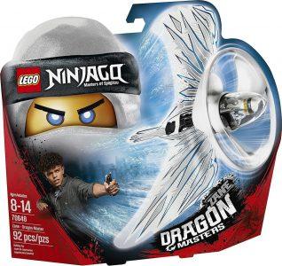 LEGO Ninjago Zane-Dragon Master 70648