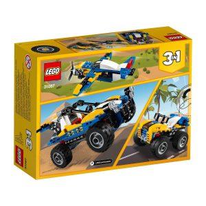 Lego Creator – Dune Buggy 31087