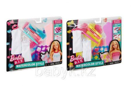 Mattel Barbie DIY Σετ Σχεδιάστρια Μόδας-2 Σχέδια DWK52