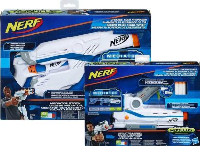Hasbro Nerf Modulus Firepower Upgrade-2 Σχέδια (E0029)